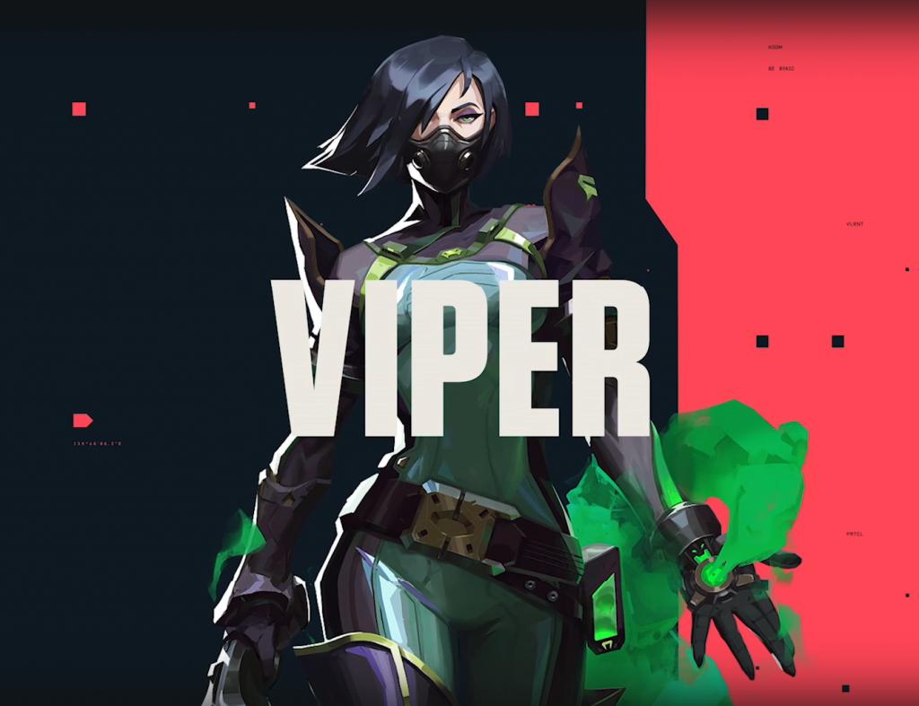 Viper, Анонс нового героя в Valorant — Viper. Видео со способностями
